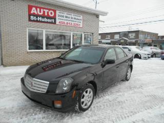 Used 2007 Cadillac CTS for sale in St-Hubert, QC