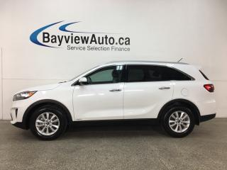 Used 2019 Kia Sorento 2.4L EX - 7PASS! REVERSE CAM! HTD LTHR! PUSH START! ANDROID AUTO! APPLE CARPLAY! for sale in Belleville, ON