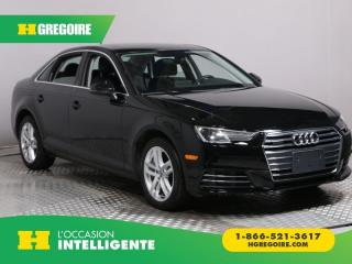 Used 2017 Audi A4 Komfort Quattro Cuir for sale in St-Léonard, QC