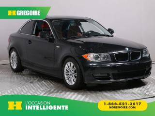 Used 2011 BMW 1 Series 128 128I A/C CUIR TOIT for sale in St-Léonard, QC