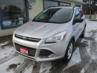 Used 2014 Ford Escape GAS SAVING SE MODEL 5 PASSENGER 1.6L - ECO-TEC.. HEATED SEATS.. NAVIGATION.. BACK-UP CAMERA.. BLUETOOTH SYSTEM.. SUNROOF.. for sale in Bradford, ON