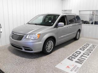 Used 2013 Chrysler Town & Country Touring-L for sale in Red Deer, AB