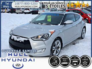 Used 2015 Hyundai Veloster Turbo for sale in Gatineau, QC