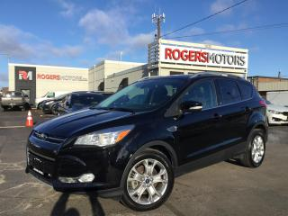 Used 2016 Ford Escape TITANIUM - NAVI - PANO ROOF - REVERSE CAM for sale in Oakville, ON