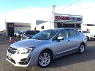 Used 2015 Subaru Impreza AWD - HTD SEATS - REVERSE CAM for sale in Oakville, ON
