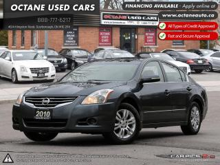 Used 2010 Nissan Altima 2.5 S NO ACCIDENT! for sale in Scarborough, ON