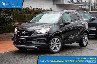 New 2018 Buick Encore Preferred Satellite Radio & Backup Camera for sale in Coquitlam, BC