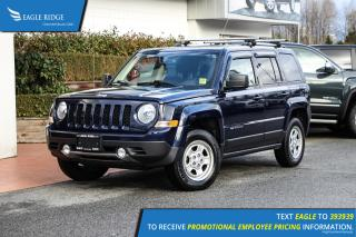 Used 2017 Jeep Patriot Sport/North Satellite Radio & Sunroof for sale in Coquitlam, BC