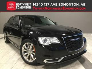 Used 2015 Chrysler 300 Limited | Rmt Str | Heat Leather Seat | Backup Cam for sale in Edmonton, AB