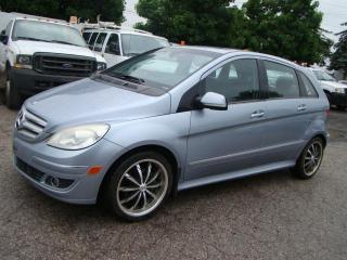 Used 2007 Mercedes-Benz B-Class 4dr HB Turbo for sale in Woodbridge, ON