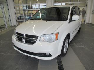 Used 2011 Dodge Grand Caravan Crew Dvd Nav Cuir for sale in Dollard-des-Ormeaux, QC