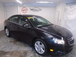 Used 2014 Chevrolet Cruze DIESEL for sale in Ancienne Lorette, QC