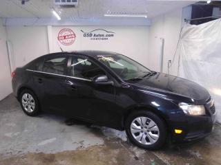 Used 2013 Chevrolet Cruze LT Turbo for sale in Ancienne Lorette, QC