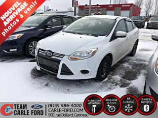 Used 2014 Ford Focus Ford Focus SE 2014, bluetooth, régulateu for sale in Gatineau, QC