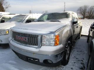 Used 2008 GMC Sierra 1500 SLE for sale in Cookstown, ON