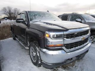 Used 2016 Chevrolet Silverado 1500 Work Truck for sale in Cookstown, ON