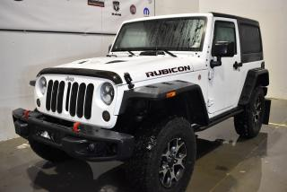 Used 2016 Jeep Wrangler RUBICON for sale in Sherbrooke, QC