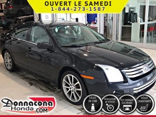 Used 2009 Ford Fusion Berline 4 portes V6 SEL, traction avant for sale in Donnacona, QC