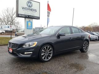 Used 2015 Volvo S60 T6 | AWD for sale in Cambridge, ON
