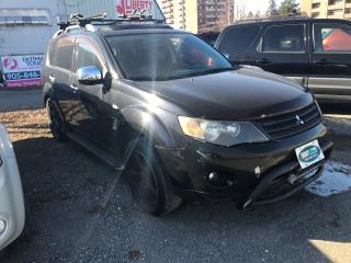 Used 2008 Mitsubishi Outlander XLS for sale in Mississauga, ON