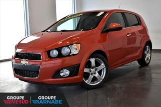 Used 2012 Chevrolet Sonic Ltz Turbo Toit for sale in Brossard, QC
