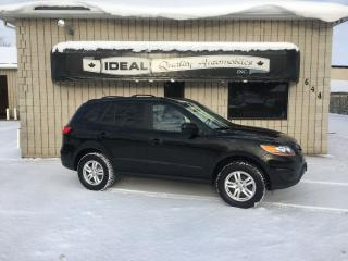 Used 2010 Hyundai Santa Fe GL for sale in Mount Brydges, ON