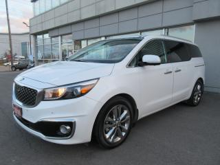 Used 2016 Kia Sedona SXL+ for sale in Mississauga, ON