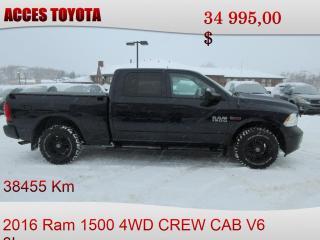 Used 2016 RAM 1500 for sale in Rouyn-Noranda, QC