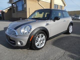 Used 2013 MINI Cooper Baker Street Automatic Panoramic Roof ONLY 69Km for sale in Rexdale, ON