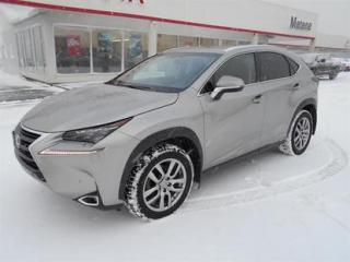 Used 2017 Lexus NX 200t AWD GROUPE DE LUXE for sale in Matane, QC