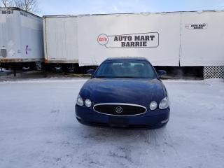 Used 2007 Buick Allure CX for sale in Barrie, ON