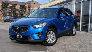 Used 2013 Mazda CX-5 GS|SUNROOF|BCKP CAM|HEATED SEATS for sale in Mississauga, ON