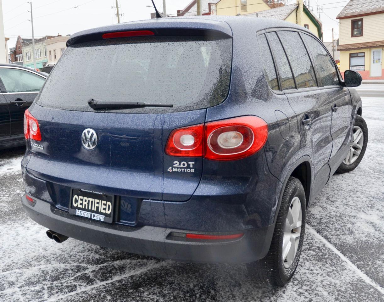 2011 Volkswagen Tiguan