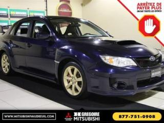 Used 2012 Subaru WRX AWD A/C CUIR TOIT for sale in Vaudreuil-Dorion, QC