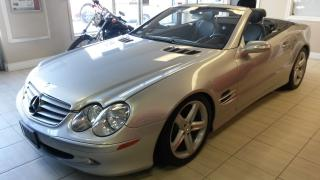 Used 2005 Mercedes-Benz SL-Class 5.0L for sale in Guelph, ON