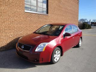 Used 2008 Nissan Sentra 2.0 for sale in Oakville, ON