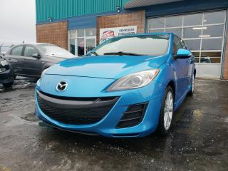 Used 2010 Mazda MAZDA3 GT 2.5 LITRES for sale in St-Eustache, QC