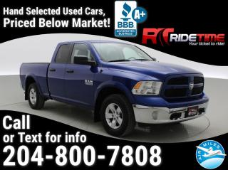 Used 2015 RAM 1500 OUTDOORSMAN for sale in Winnipeg, MB