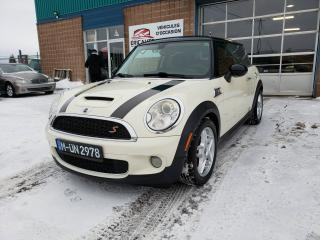 Used 2008 MINI Cooper S Coupé 2 portes S for sale in St-Eustache, QC