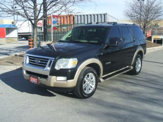 Used 2007 Ford Explorer Eddie Bauer for sale in York, ON