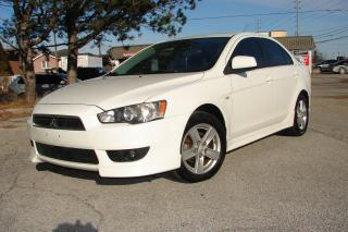 Used 2009 Mitsubishi Lancer SE for sale in Mississauga, ON
