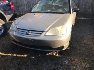 Used 2001 Honda Civic DX-G for sale in Mississauga, ON