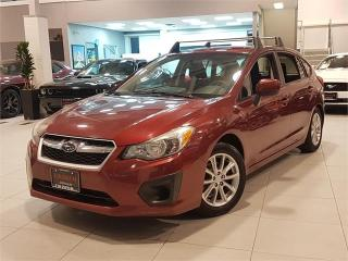 Used 2012 Subaru Impreza 2.0i Touring Package (M5) **ONLY 65KM** for sale in Toronto, ON