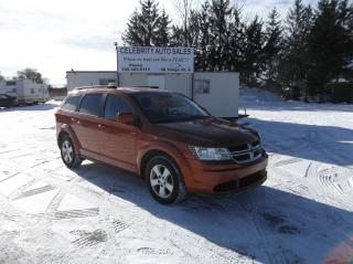 Used 2011 Dodge Journey 3 ROW for sale in Elmvale, ON