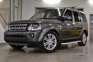 Used 2015 Land Rover LR4 Hse Luxury Sc V6 7 for sale in Laval, QC