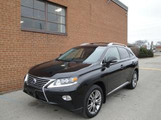 Used 2013 Lexus RX 450h Ultra Premium for sale in Oakville, ON
