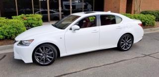 Used 2015 Lexus GS 350 AWD LEXUS WARRANTY for sale in Toronto, ON
