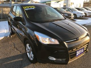 Used 2014 Ford Escape SE for sale in St Catharines, ON