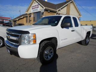 Used 2011 Chevrolet Silverado 1500 LS Cheyenne Edition 4.8L V8 4X4 Extended Cab for sale in Etobicoke, ON