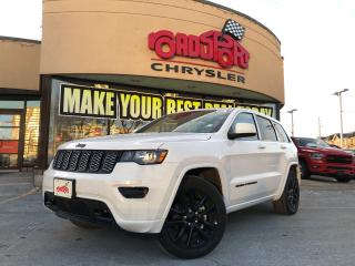 Used 2018 Jeep Grand Cherokee Altitude IV NAVI SUNROOF CAM H-TED SEATS TOW PKG for sale in Toronto, ON
